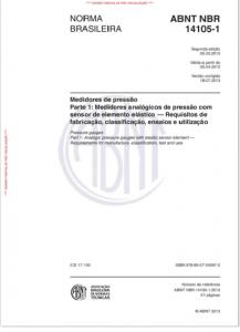 ABNT NBR 14105