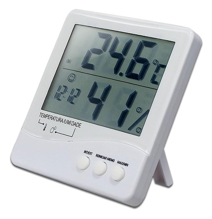 Termohigrômetro